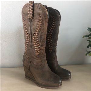 Ariat Boots.